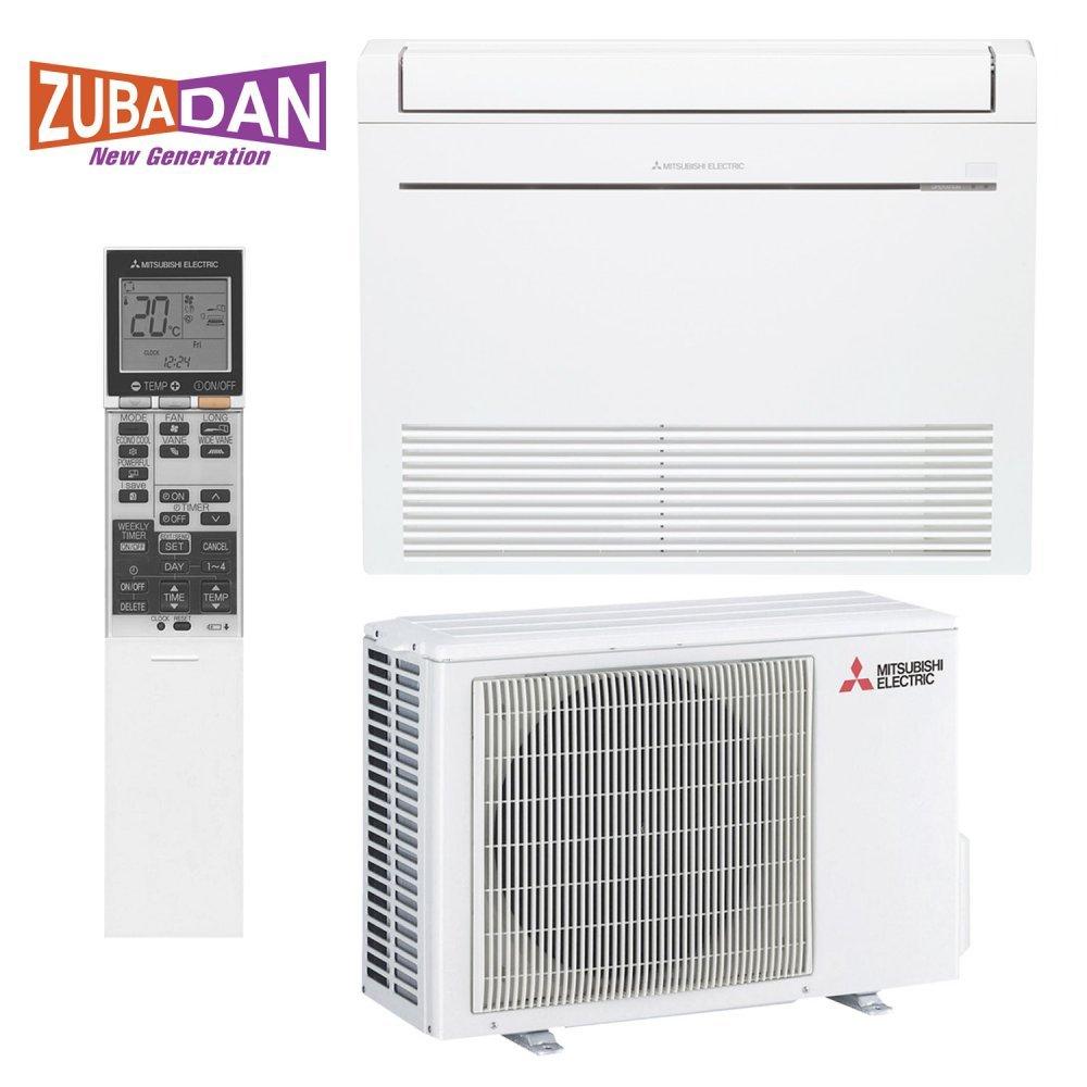 Напольный кондиционер Mitsubishi Electric MFZ-KJ25VE/MUFZ-KJ25VEHZ ZUBADAN