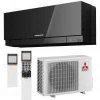 Кондиционер Mitsubishi Electric DESIGN INVERTER (Black) MSZ-EF42VGKB/MUZ-EF42VG R32 WI-FI image