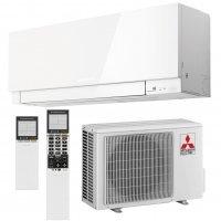 Кондиціонер Mitsubishi Electric DESIGN INVERTER (White) MSZ-EF50VGKW/MUZ-EF50VG R32 WI-FI image