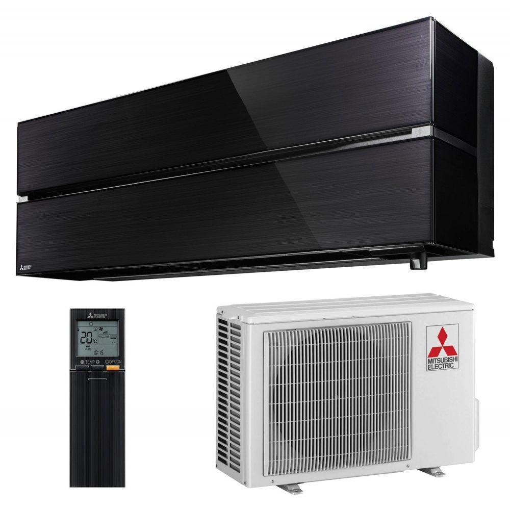 Кондиционер Mitsubishi Electric PREMIUM INVERTER ZUBADAN (Black Onyx) MSZ-LN25VGB-E1/MUZ-LN25VGHZ-ER1