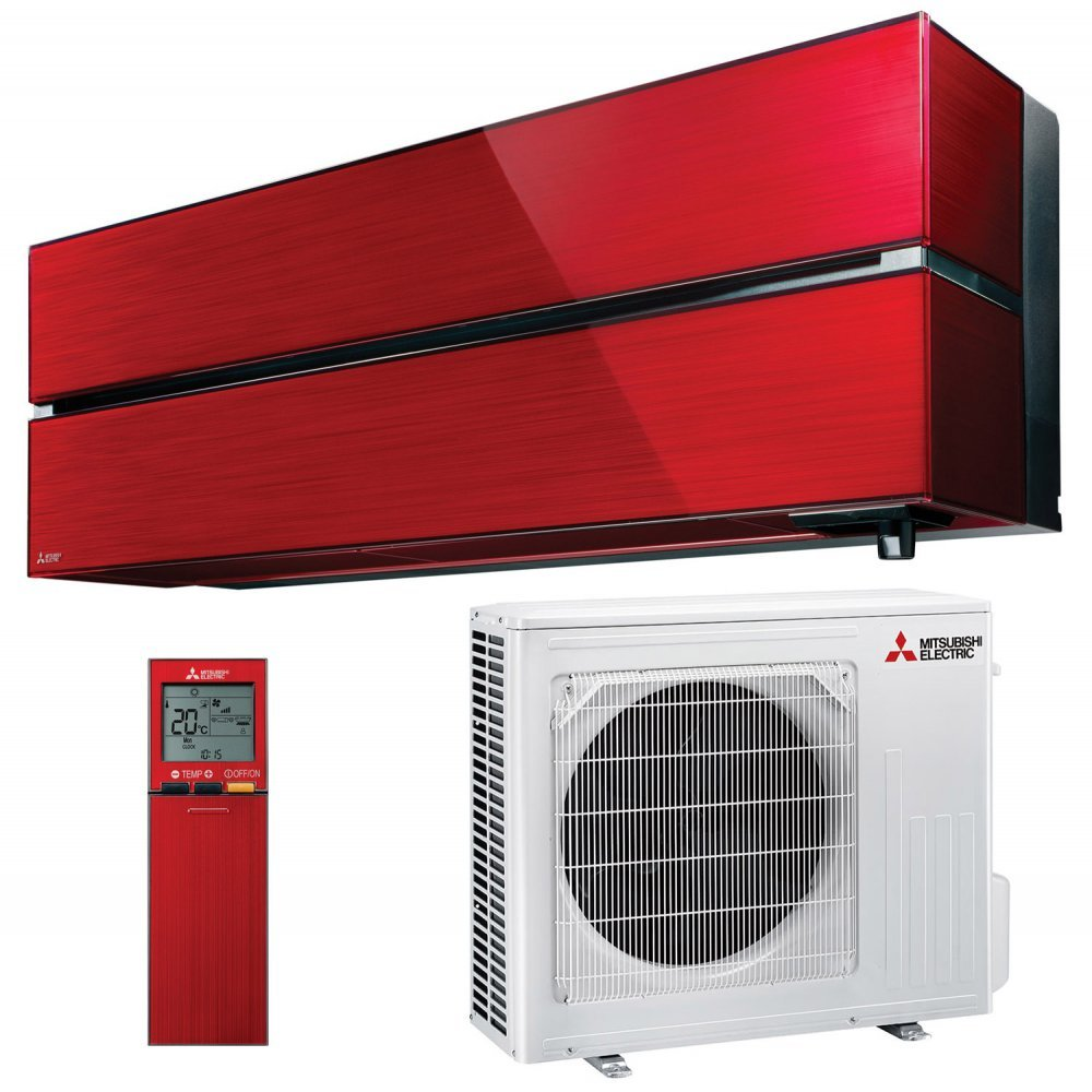 Кондиціонер Mitsubishi Electric PREMIUM INVERTER (Ruby Red) MSZ-LN35VGR-E1/MUZ-LN35VG-E1