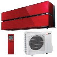 Кондиціонер Mitsubishi Electric PREMIUM INVERTER (Ruby Red) MSZ-LN35VGR-E1/MUZ-LN35VG-E1 image