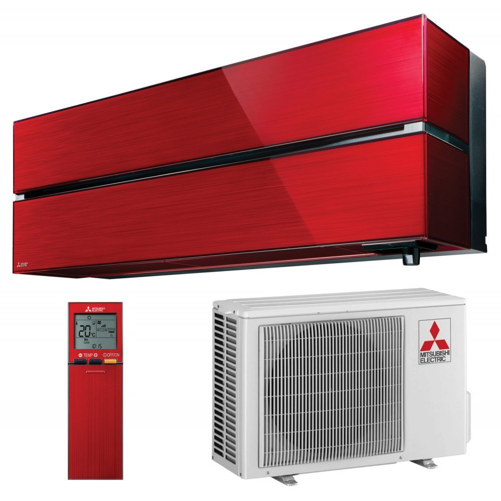 Кондиционер Mitsubishi Electric PREMIUM INVERTER (Ruby Red) MSZ-LN25VGR-E1/MUZ-LN25VG-E1