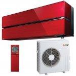 Кондиціонер Mitsubishi Electric PREMIUM INVERTER (Ruby Red) MSZ-LN60VGR-E1/MUZ-LN60VG-E1 image