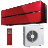 Кондиционер Mitsubishi Electric PREMIUM INVERTER (Ruby Red) MSZ-LN50VGR-E1/MUZ-LN50VG-E1 image