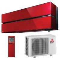 Кондиционер Mitsubishi Electric PREMIUM INVERTER (Ruby Red) MSZ-LN25VGR-E1/MUZ-LN25VG-E1 image