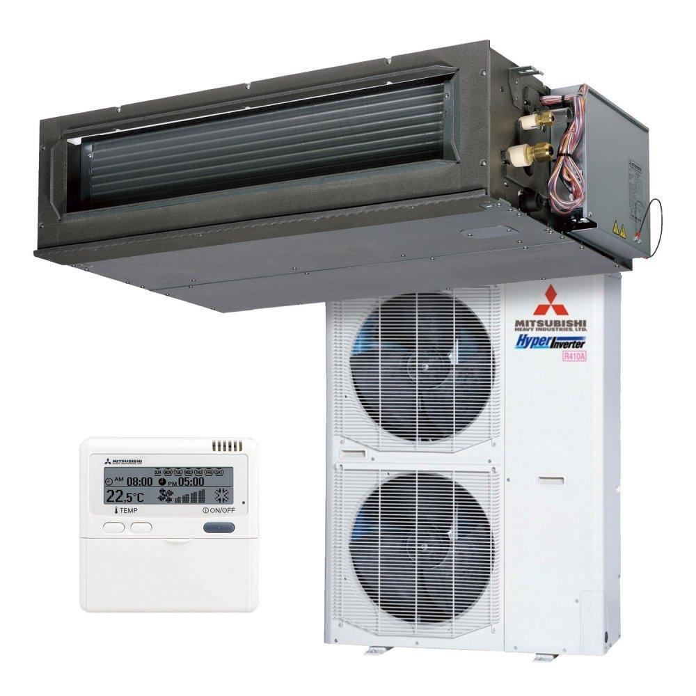 Канальный кондиционер Mitsubishi Heavy FDU140VF/FDC140VSX Hyper Inverter (Высоконапорный)