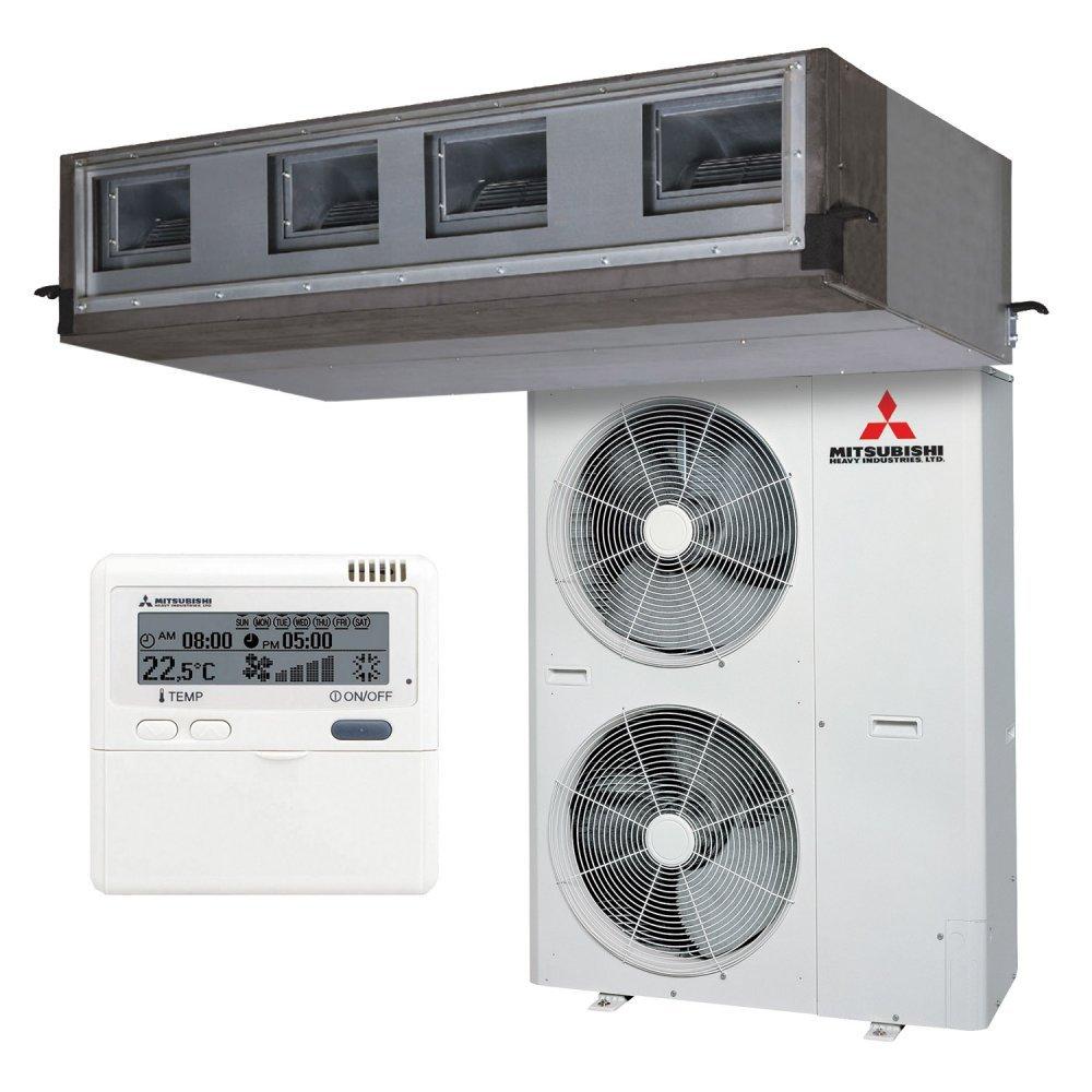 Канальный кондиционер Mitsubishi Heavy FDU250VG/FDC250VSA Micro Inverter (Высоконапорный)