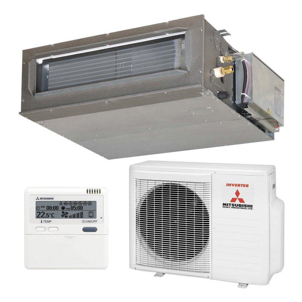 Канальный кондиционер Mitsubishi Heavy FDUM71VF1/FDC71VNX Hyper Inverter (Cредненапорный)