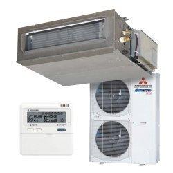 Канальный кондиционер Mitsubishi Heavy FDUM100VF3/FDC100VSX Hyper Inverter (Cредненапорный)