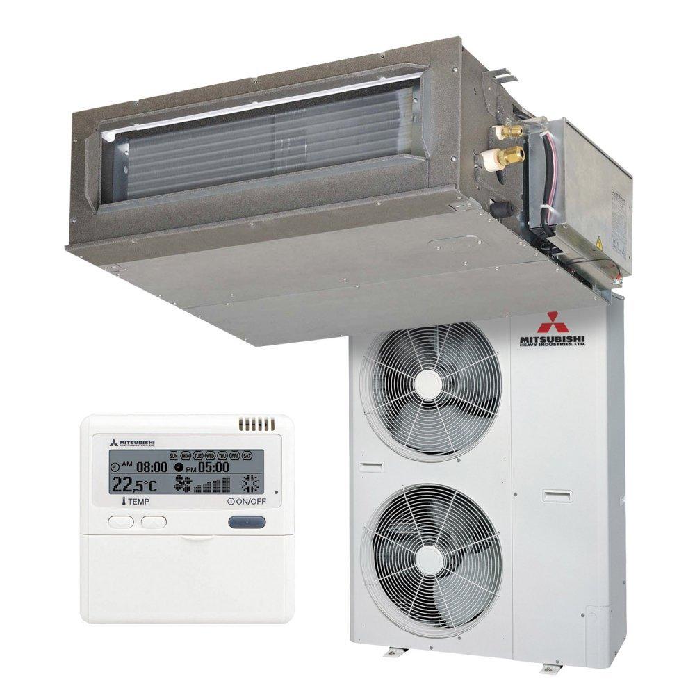 Канальный кондиционер Mitsubishi Heavy FDUM140VF/FDC140VNX Hyper Inverter (Cредненапорный)