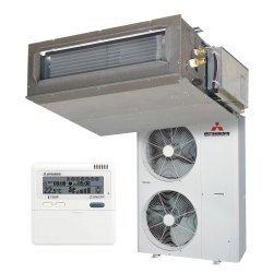 Канальный кондиционер Mitsubishi Heavy FDUM125VF/FDC125VN Micro Inverter (Cредненапорный)