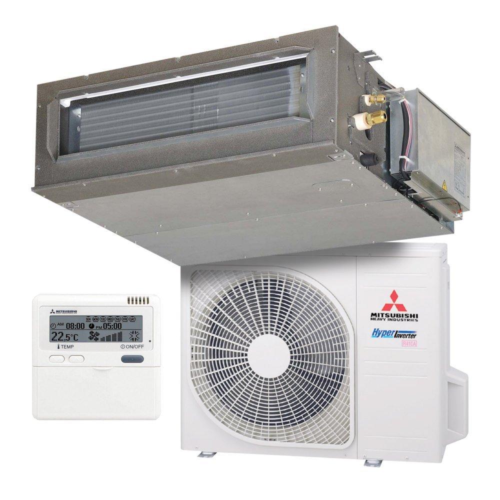 Канальный кондиционер Mitsubishi Heavy FDUM60VF/SRC60ZSX-S Hyper Inverter (Cредненапорный)