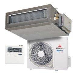 Канальный кондиционер Mitsubishi Heavy FDUM40VF/SRC40ZSX-S Hyper Inverter (Cредненапорный)